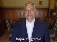 Orbán Viktor annyira kúl, hogy még a visszanézős csütörtököt sem felejtette el
