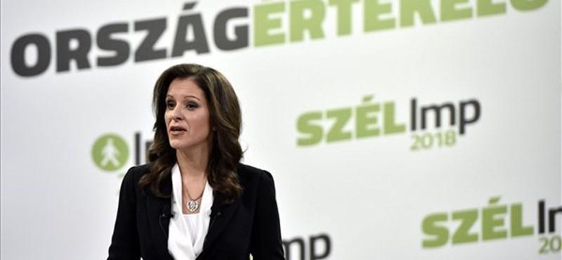 Szél Bernadett is börtönbe küldené a Fidesz-kormányt