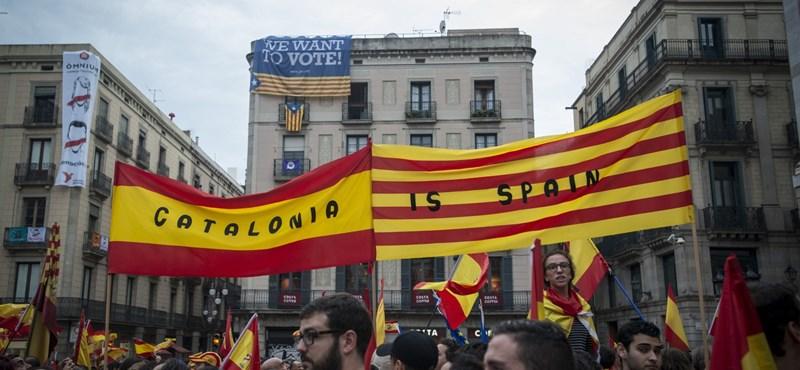 Napokon belül elszakadhat Spanyolországtól Katalónia