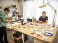 Már nyolcezer tárgyat találtak a régészek a hódmezővásárhelyi tram-train vonalán
