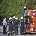 20-30 százalékos létszámhiányra panaszkodnak a tűzoltók