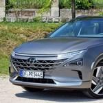 5 perc alatt feltölthető villanymotoros autót próbáltunk ki: Magyarországon a Hyundai Nexo