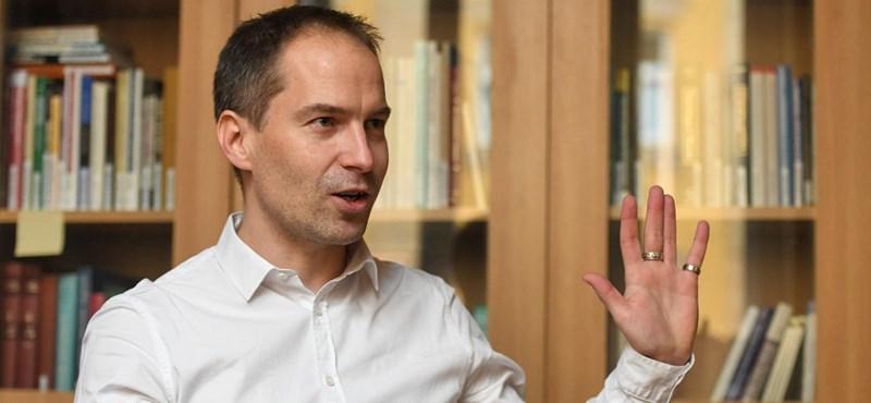 """Krekó Péter: """"A harc, amit a kormány folytat, szinte örökre fenntartható"""""""