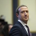 Mark Zuckerberg facebookos adatait is kiszivárogtatták