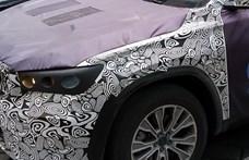 Titokzatos álcázott autó bukkant fel Budapesten