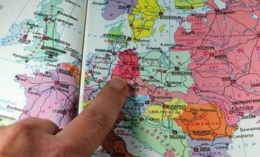 Nap képe: világtérkép, ahogy még sosem láttátok