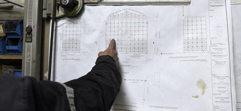 Fellélegezhetnek az építészek, senkit nem érhet kár az üzemzavar miatt