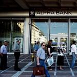 Utolsó utáni határidőt kaptak a görögök
