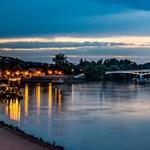 Népszavazás lehet a szentendrei biciklis Duna-hídról