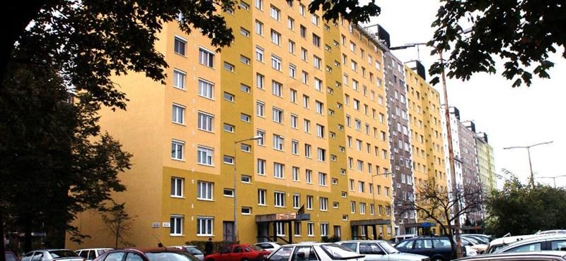 Az első hőszivattyúval fűtött panelház Budapesten - Távhő helyett?