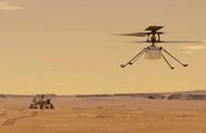 Linuxot vitt a Marsra a NASA
