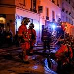Csoportos nemi erőszakkal vádolják a párizsi tűzoltókat