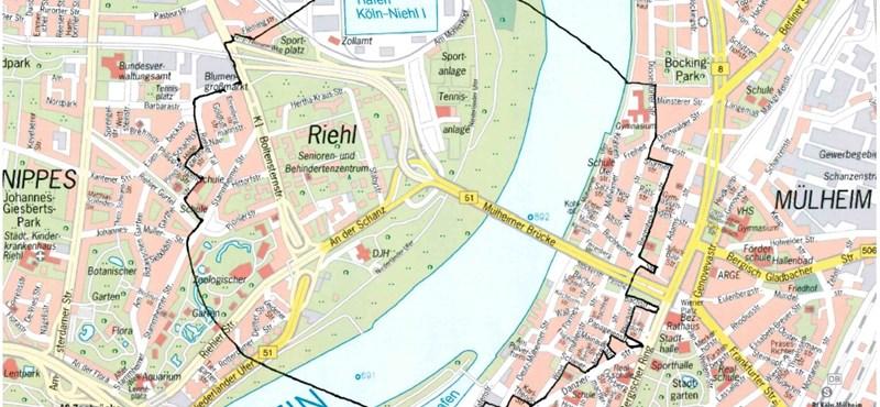 Óriásbomba miatt ürítették ki Köln egy részét