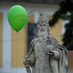 Esztergomra szabott törvényt fogadtak el, hiába tiltakozott az ellenzék
