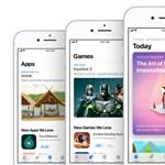 Új szabályt vezetett be az Apple az App Store-ban, de így is nehézkes a letöltés