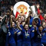 A United az Európa Liga-kupával nyújt vigaszt Manchesternek