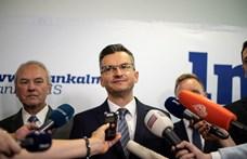 Lemondott a szlovén miniszterelnök