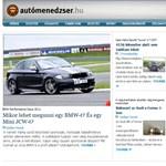 Top 15: a legnépszerűbb autók Magyarországon