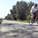 Végre nekilátnak a szentendrei bicikliút építésének