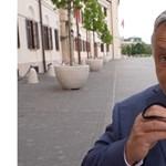 Boris Johnson szóvivője elítélte Orbán korábbi nyilatkozatait