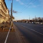 Jobb elfelejteni pár hónapra a fővárosi Dózsa György utat, nagy dugók várhatóak