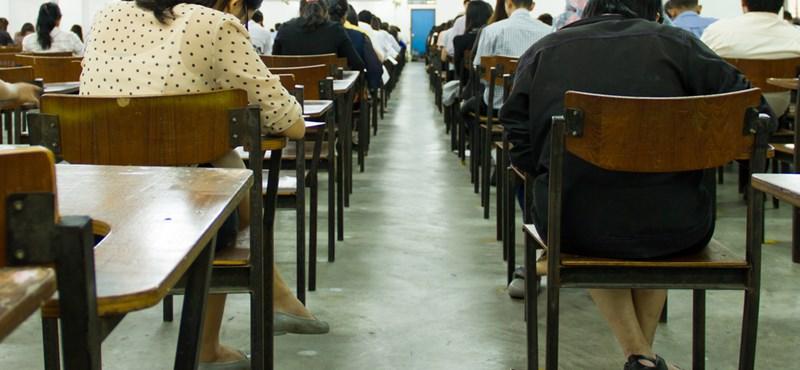 Rossz hír a felvételizőknek: ezek a diákok nem kapnak többletpontot