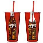 Piszkosul kreatív Coca-Cola pohárdesign