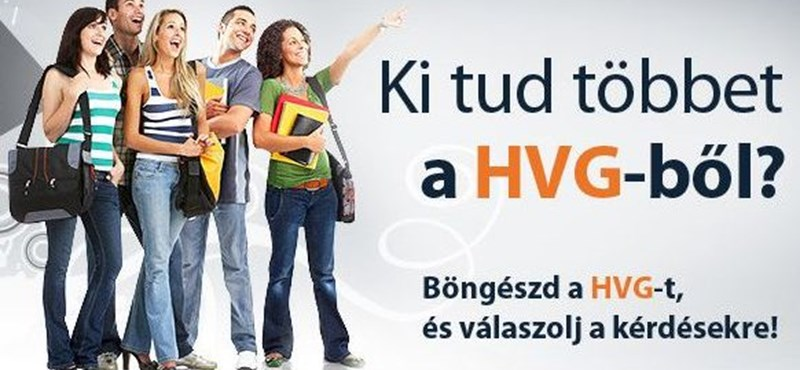 Elstartolt a HVG-kvíz: most letesztelheted, mekkora a tudásod!