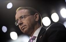 Csütörtökön dőlhet el a Trump–Oroszország-vizsgálat felügyelőjének sorsa