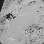 Fotó: Éles és meglepő képet készített a Rosetta a Csuri nevű üstökösről