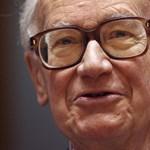 Aki mindent megmozgatott, hogy az ország a felszínen maradjon - Lámfalussy Sándor, az euró atyja