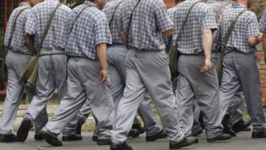 98 koronavírusos van a börtönökben