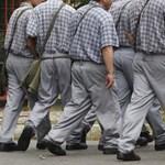 Négy koronavírusos rab halt meg a magyar börtönökben