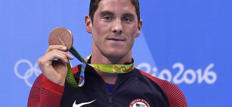 Doppinggal bukott le a kétszeres olimpiai bajnok úszó