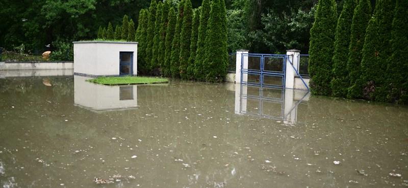 És akkor kiderült, nem kell olyan helyre építkezni, amit elönthet a Duna