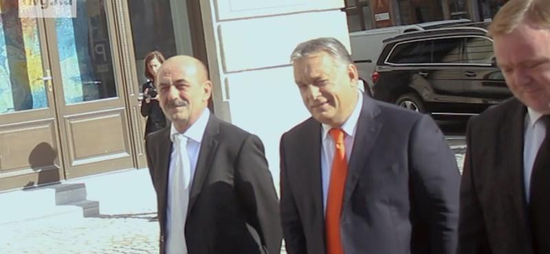 Ma már járt egyszer Londonban a gép, amellyel Orbán szokott repülni, kérdés, megy-e ismét