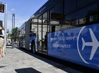 Kevésnek bizonyult a BKK buszkapacitása