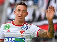 Élete első NB I-es meccsén az év gólját lőtte Zsóri Dániel