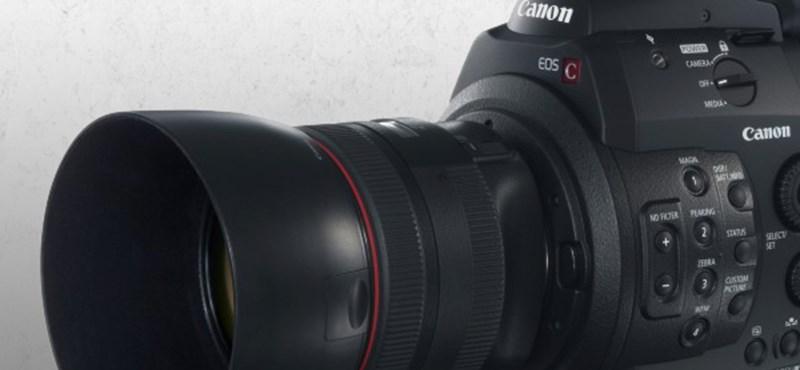 Jön a 75 megapixeles fényképezőgép