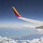 Gondtalanul maszturbált a repülőn a Southwest Airlines egyik utasa