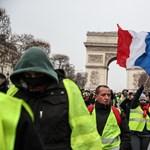 Kifulladóban a párizsi sárgamellényes mozgalom