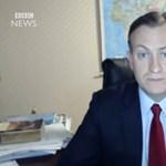 A hét videója: ilyen, amikor a BBC-szakértő két gyereke beletrollkodik az adásba