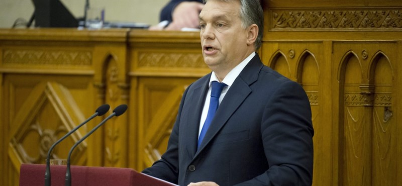 Orbán: Mi is vagyunk valakik