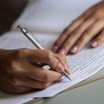 Középiskolai felvételi: milyen feladatokat kell megoldani az írásbelin?