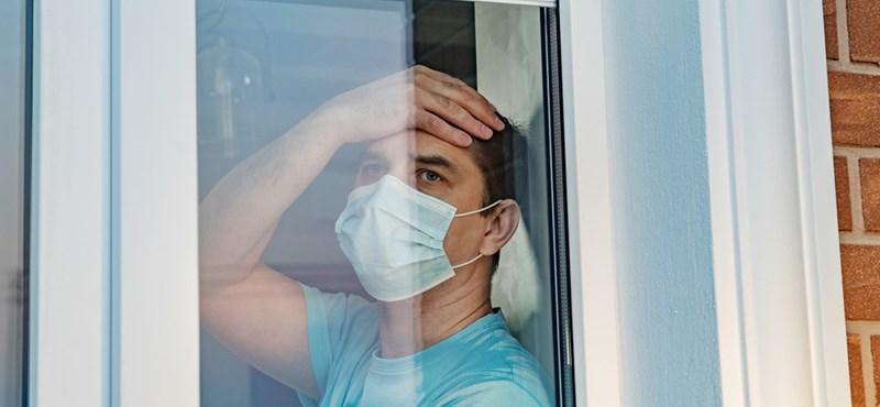 24 óra leforgása alatt tízezerrel nőtt a koronavírusosok száma a franciáknál