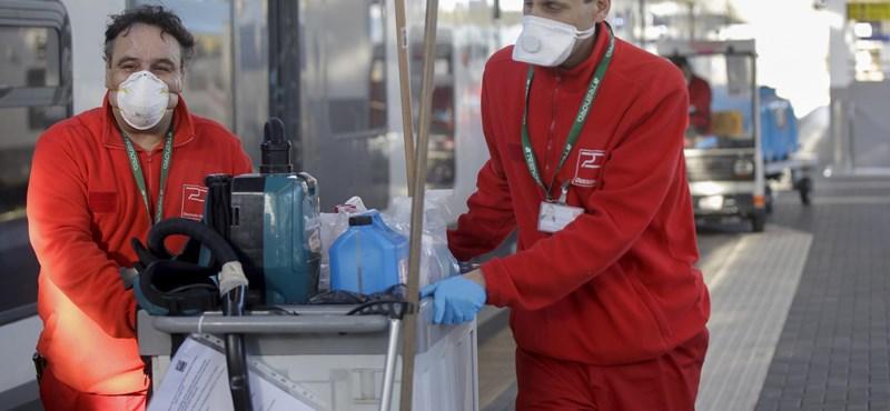Szlovéniában is megjelent a koronavírus