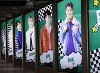Tőzsdére megy a BTS dél-koreai K-pop-bandát menedzselő vállalat