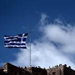 Molotov-koktélokkal dobálták meg a görög kormánypárt székházát
