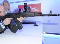 Lézerfegyver és elfoghatatlan robotrepülő - bevetésre kész Putyin szuperarzenálja