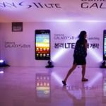 Óriásit kaszált a Samsung az első negyedévben